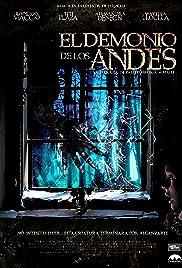 El Demonio de los Andes Poster