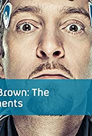 Derren Brown: The Experiments Poster - TV Show Forum, Cast, Reviews