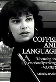 Coffee and Language Poster