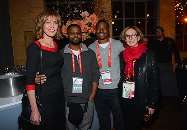 Christine Lahti, Michelle Satter, Gerard McMurray, and Ryan Coogler