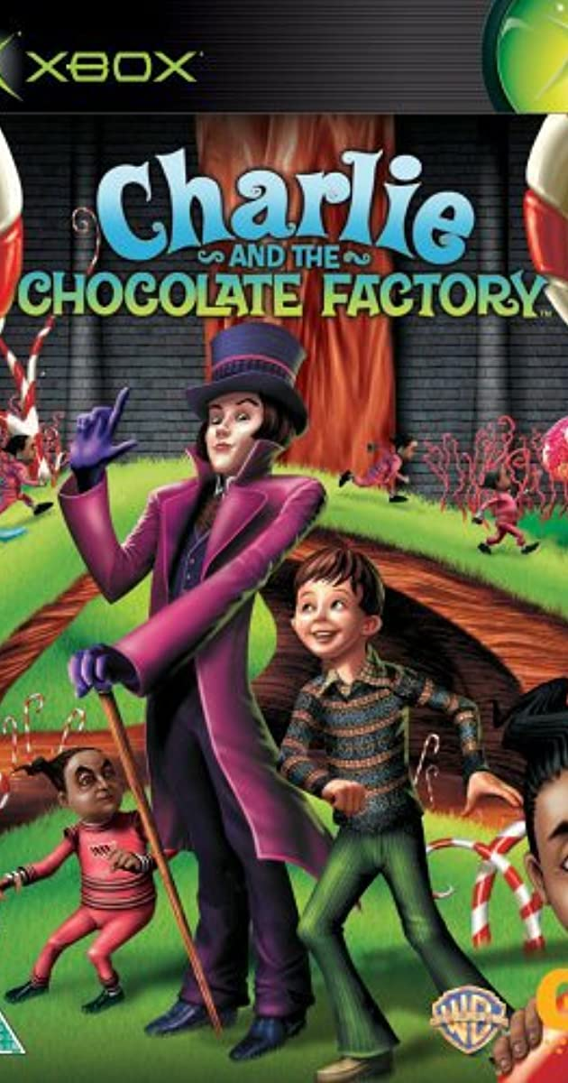Charlie Imdb And The Chocolate Factory