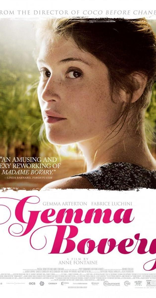Džema Boveri / Gemma Bovery (2014)