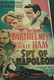 Spy of Napoleon Poster