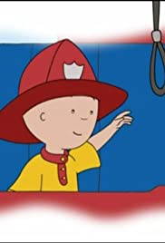 Caillou, the Everyday Hero Poster