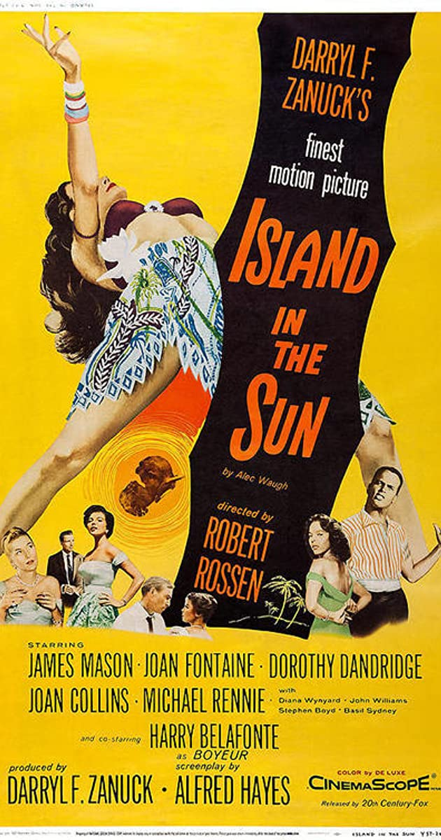 island in the sun 1957 imdb. Black Bedroom Furniture Sets. Home Design Ideas