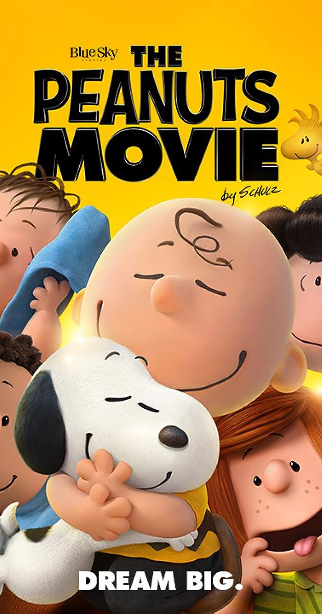 The Peanuts Movie (2015) - IMDb