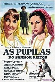 As Pupilas do Senhor Reitor Poster