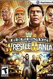 WWE Legends of WrestleMania Poster