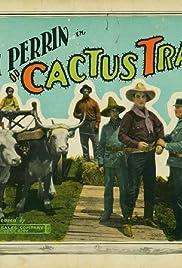 Cactus Trails Poster