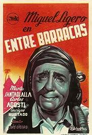 Entre barracas Poster