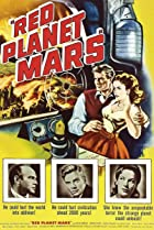 Image of Red Planet Mars