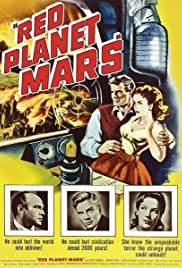 Red Planet Mars (1952) Poster - Movie Forum, Cast, Reviews