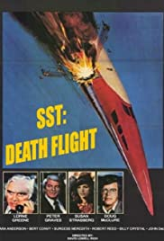 SST: Death Flight (1977) Poster - Movie Forum, Cast, Reviews