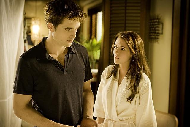 Kristen Stewart and Robert Pattinson in The Twilight Saga: Breaking Dawn - Part 1 (2011)