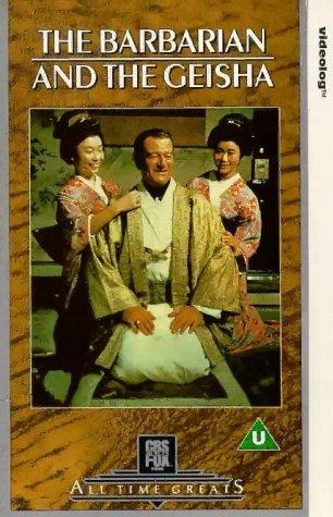 John Wayne in The Barbarian and the Geisha (1958)