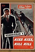Image of Kommissar X - Jagd auf Unbekannt