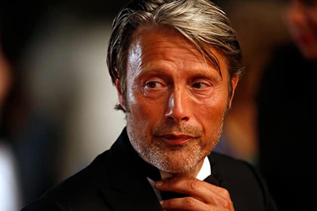 Mads Mikkelsen at an event for The Neon Demon (2016)