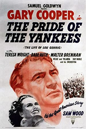 Watch The Pride of the Yankees 1942 HD 720P Kopmovie21.online