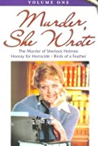 Image of Murder, She Wrote: The Murder of Sherlock Holmes