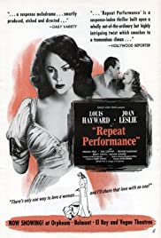 Repeat Performance Poster