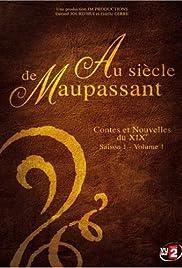 Au siècle de Maupassant: Contes et nouvelles du XIXème siècle Poster