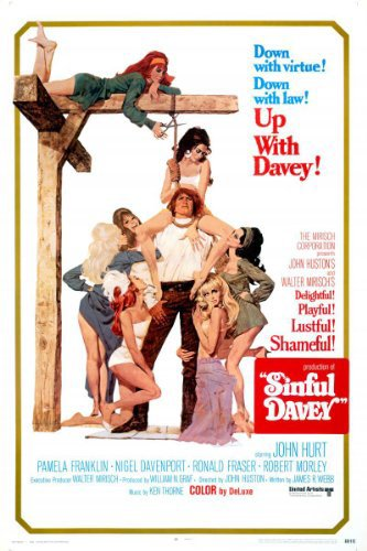 Sinful Davey (1969)