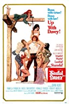 Sinful Davey (1969) Poster