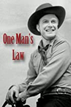 Image of One Man's Law