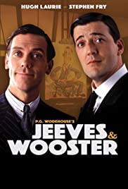 Jeeves and Wooster Poster - TV Show Forum, Cast, Reviews