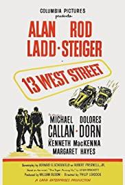 13 West Street (1962) Poster - Movie Forum, Cast, Reviews
