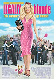 Legally Blonde (2001) Poster - Movie Forum, Cast, Reviews