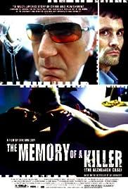 The Memory of a Killer(2003) Poster - Movie Forum, Cast, Reviews