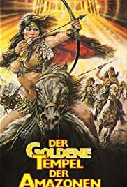 Les amazones du temple d'or (1986) Poster - Movie Forum, Cast, Reviews