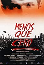 Image of Menos que cero