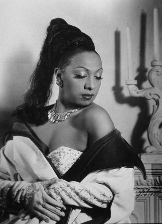 Josephine Baker, 1951.