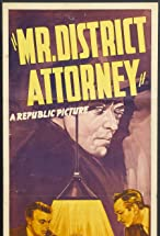 Primary image for Mr. District Attorney