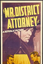 Mr. District Attorney Poster
