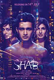 Shab 2017 Hindi DvDRip 700MB AAC ESubs MKV