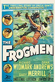 The Frogmen Poster