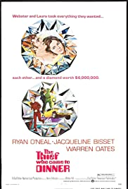 The Thief Who Came to Dinner (1973) Poster - Movie Forum, Cast, Reviews
