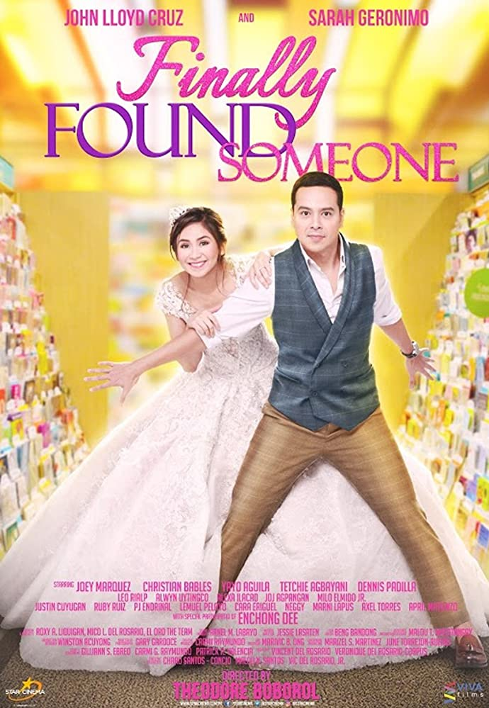 Finally Found Someone (2017) HDRip