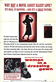 Woman in a Dressing Gown Poster