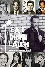 Eat Drink Laugh: The Story of the Comic Strip Poster