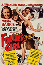Follies Girl Poster