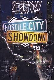 ECW Hostile City Showdown 1995 Poster