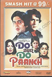 Do Aur Do Paanch Poster