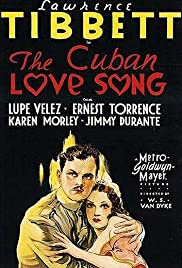 The Cuban Love Song Poster
