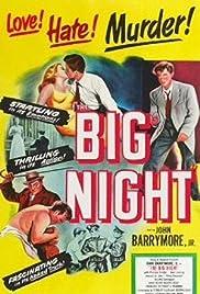 The Big Night(1951) Poster - Movie Forum, Cast, Reviews