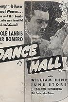 Dance Hall (1941) Poster