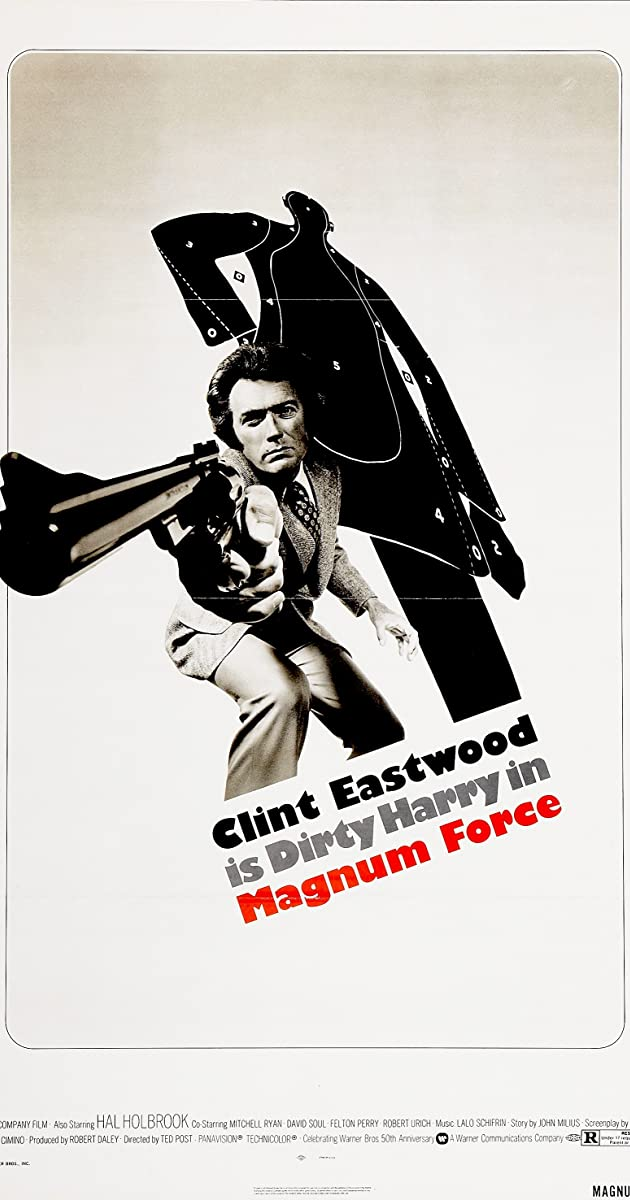 Purvinasis Haris 2 / Magnum Force (1973)